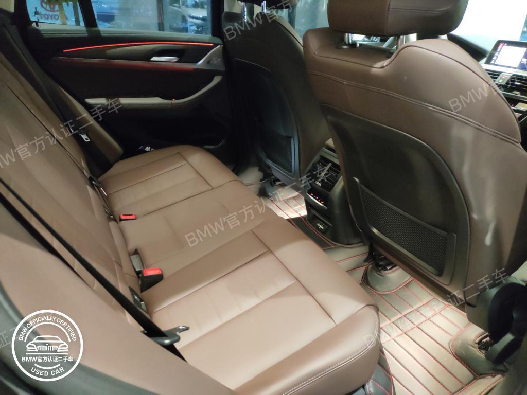 宝马官方二手车 X3 xDrive 25i