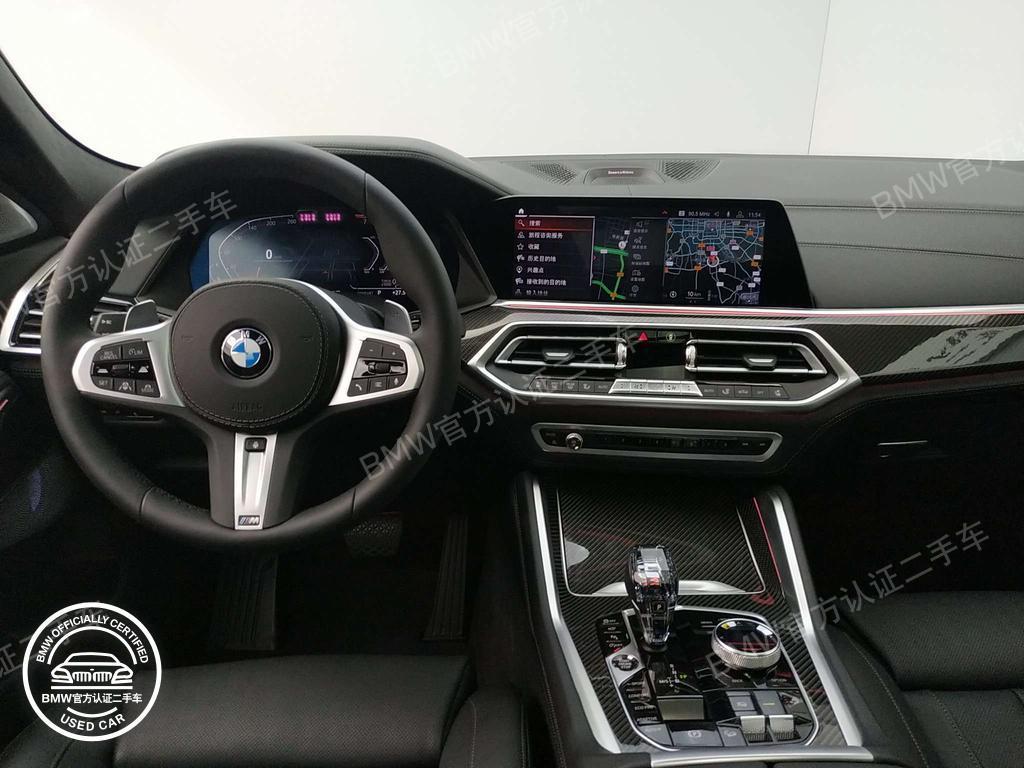 宝马官方二手车 X6 xDrive 40i
