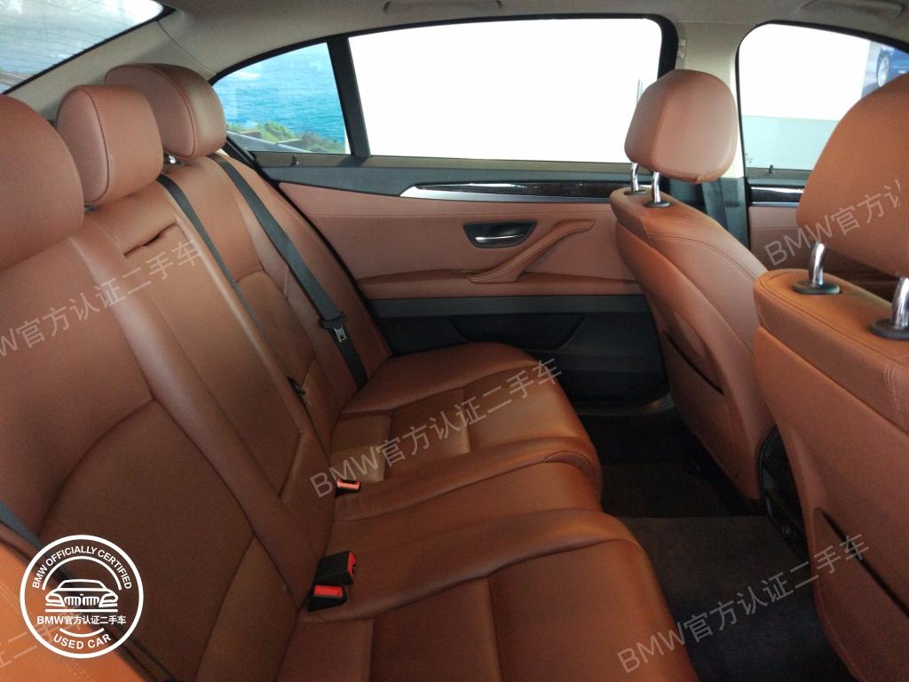 宝马官方二手车 5系 长轴距版 525Li